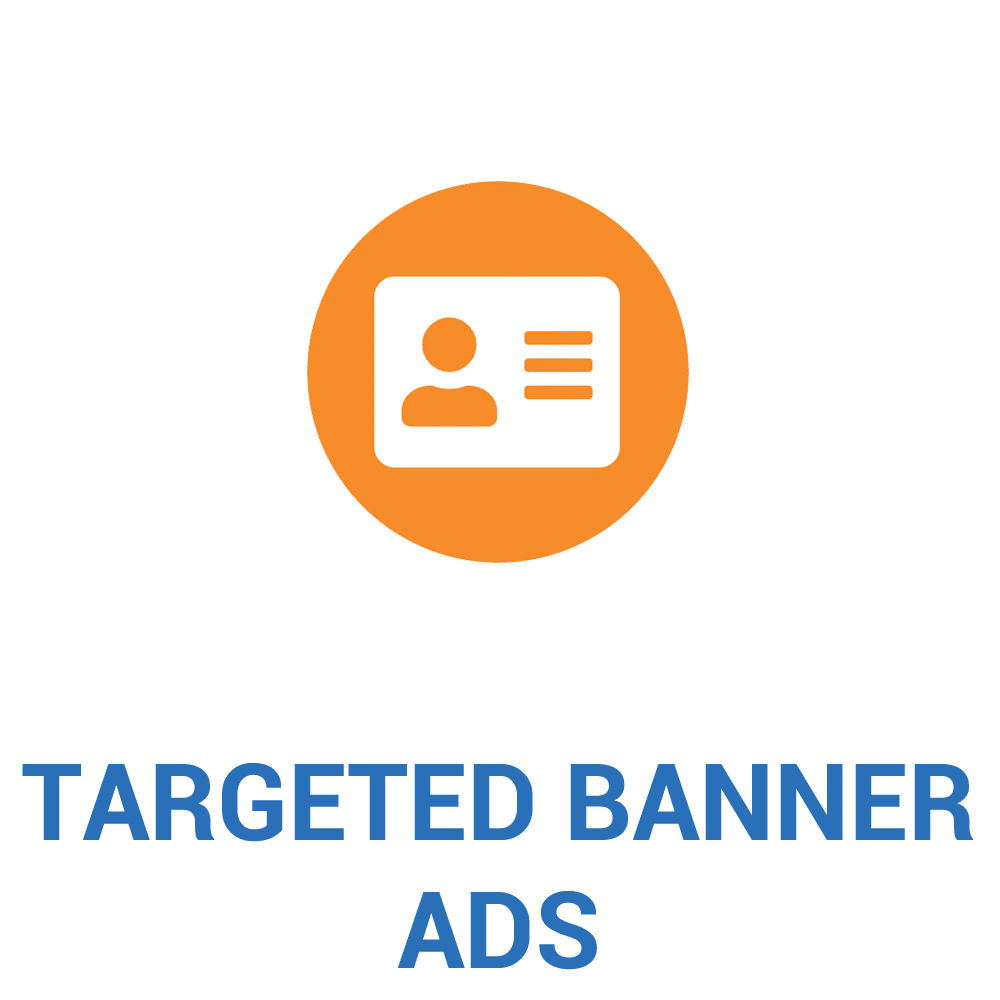 TARGETED BANNER ADS