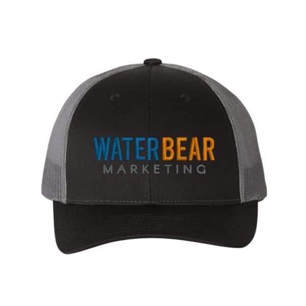Water Bear Marketing Hat