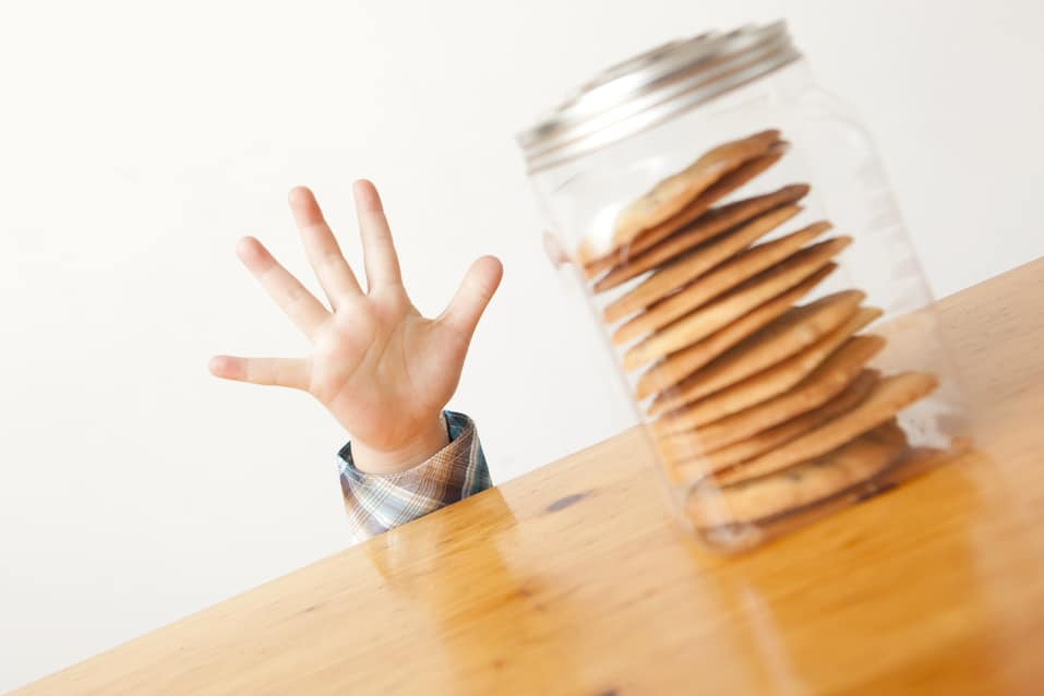 Is Your Hand in the Cookie Jar?