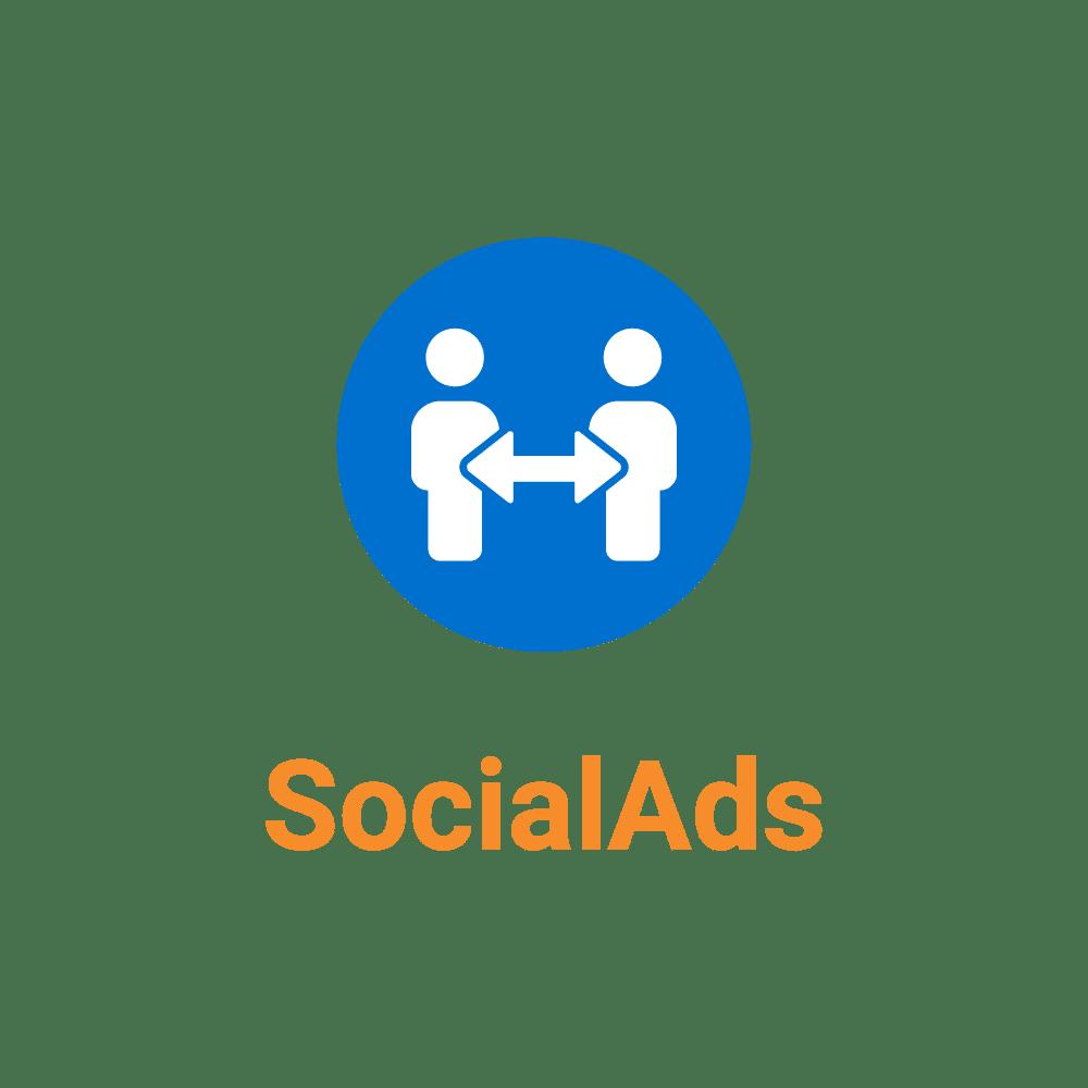 SocialAds | Water Bear Marketing™